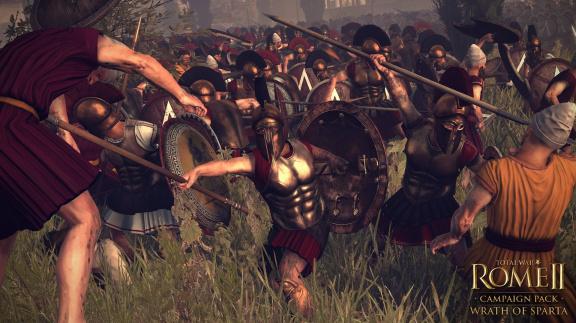 Total War: Rome II - Wrath of Sparta