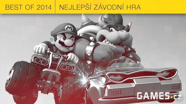 Best of 2014: Nejlepší závodní hra