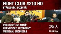 Fight Club #210: Středověcí inženýři