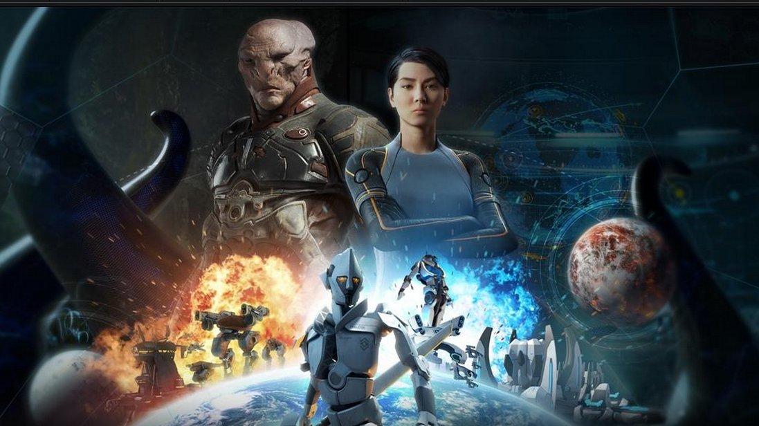 Sci-fi strategie Grey Goo rozpoutá za pár dní válku o osud tří civilizací