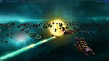 Sid Meier's Starships připomíná klasickou Civilizaci s vesmírnými loděmi
