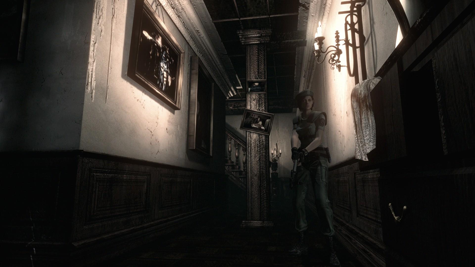 Resident Evil HD Remastered