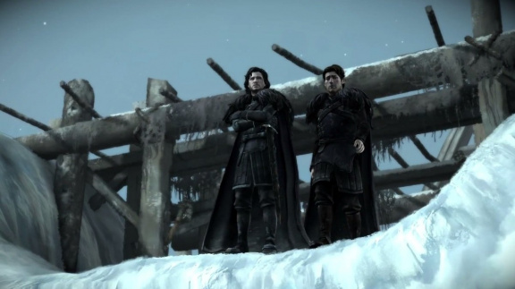 Game of Thrones: Season 1 - Episode 2: The Lost Lords