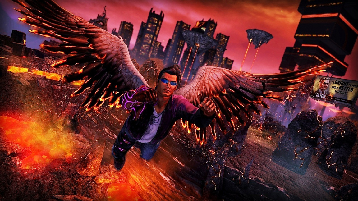 Saints Row: Gat Out of Hell - recenze