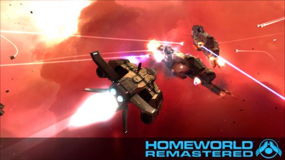 Gearbox se vyznává ze své lásky k Homeworldu a předvádí nové záběry z remasteru