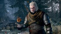 Zatímco Geralt ukazuje, jak se v Zaklínači loví menší potvory, CD Projekt hru dokončil