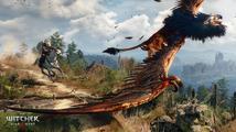 Geralt bojuje proti wyverně v novém videu z třetího Zaklínače