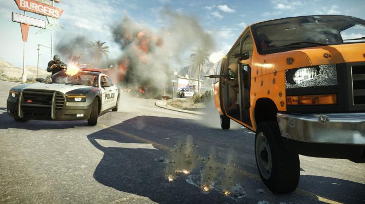 Jak přežít v multiplayer betě Battlefield Hardline
