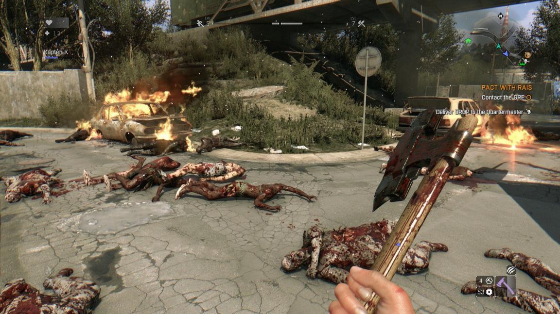 Záběry z Dying Light: Bad Blood ukazují miniaturní zombícký battle royale pro šest hráčů