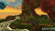 V roztomilé plošinovce Mekazoo můžete hrát za pásovce, pandu či klokana