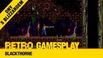 Retro GamesPlay: hrajeme akční klasiku Blackthorne od Blizzardu