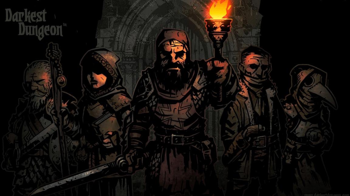 Darkest Dungeon - dojmy z hraní RPG, ve kterém vaši hrdinové zešílí
