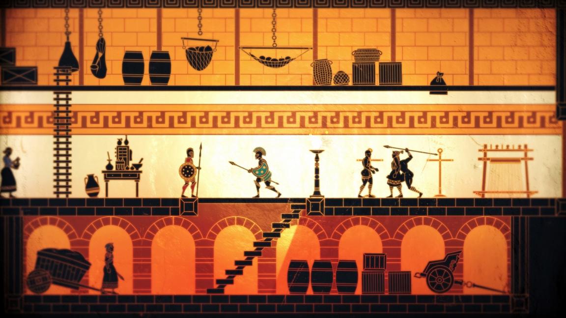 Apotheon - recenze antické rubanice
