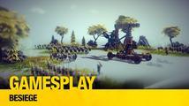 GamesPlay: hrajeme bláznivý budovatelský masakr Besiege