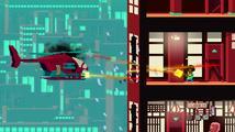 Šílené video má dokázat, že Not a Hero opravdu není normální akční hra