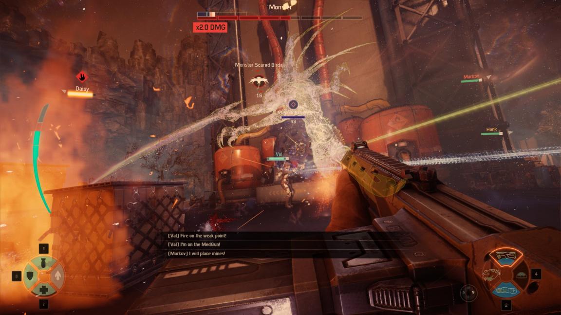 Kooperativní střílečku Evolve rozšířil nový zběsile rychlý mód Arena