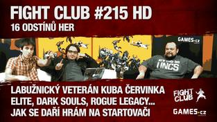 Fight Club #215 HD: 16 odstínů her