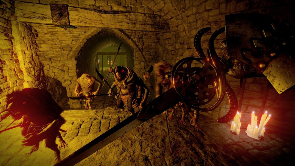Warhammer: End Times - Vermintide se předvádí na prvních záběrech z hraní