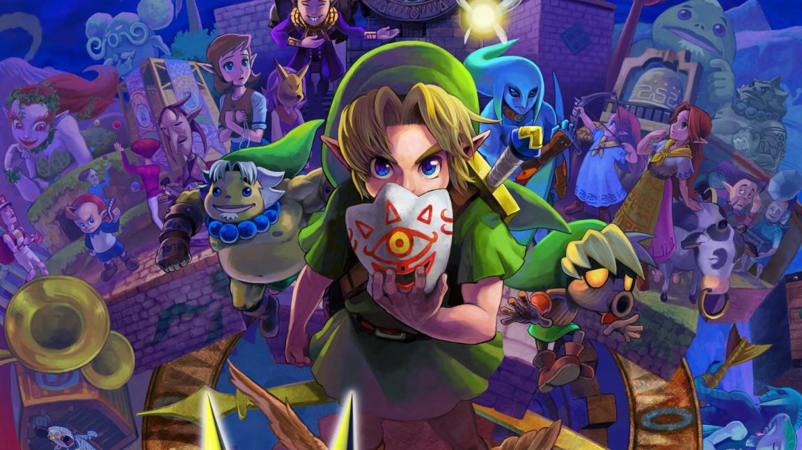 The Legend of Zelda: Majora's Mask 3D - recenze