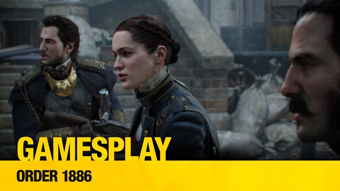 GamesPlay: hrajeme filmovou akci The Order 1886