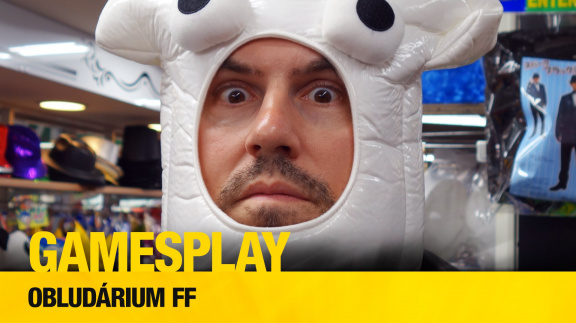 GameSplay: obludárium Františka Fuky