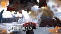 StarCraft II modifikace nabízí arénovou střílečku až pro čtyři hráče