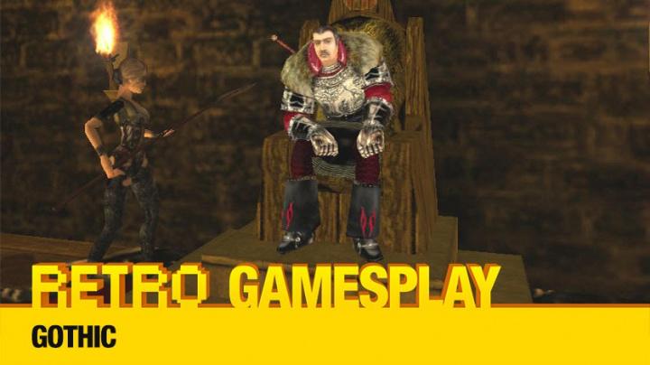 Retro GamesPlay: Gothic
