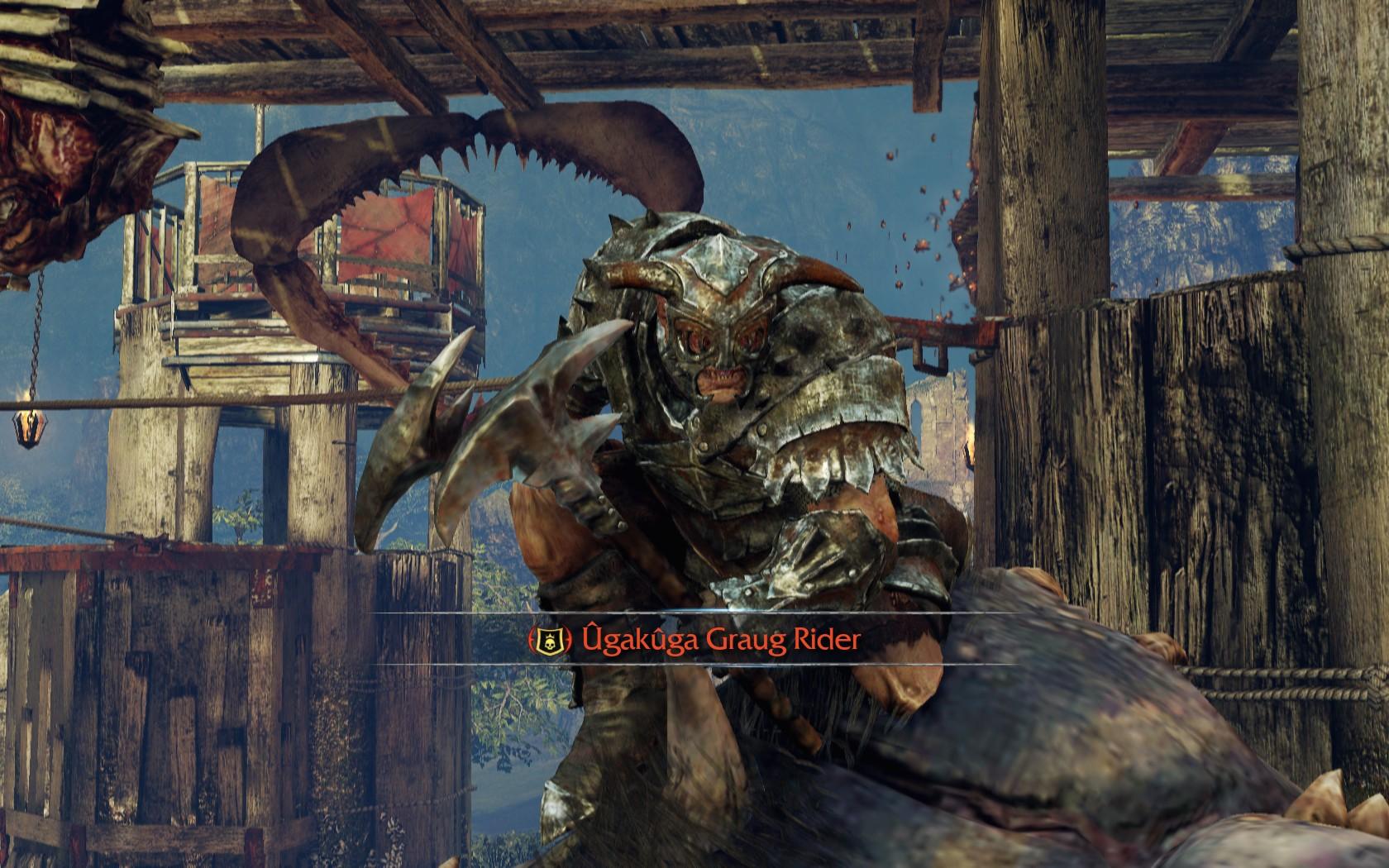 Patentové snahy Warner Bros: Proč víc her nevyužívá systém Nemesis ze Shadow of Mordor?