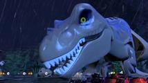LEGO Jurassic World nabízí prohlídku po dinosauřím zábavním parku