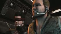 Johnny Cage drtí Scorpiona v příběhovém videu z Mortal Kombat X