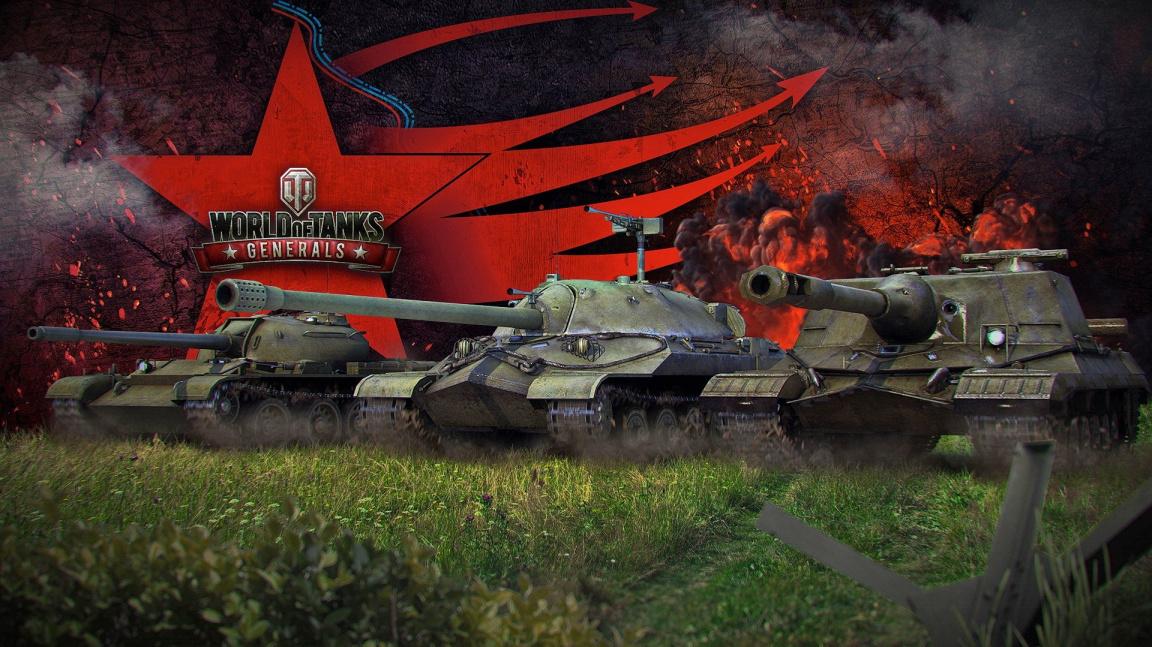 Rozdáváme kódy do uzavřené bety karetní hry World of Tanks Generals