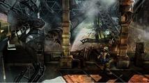 Vyzkoušejte kyberpunkovou adventuru Shadow of Nebula, která bojuje na kickstarteru