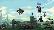 Warlocks nabízí kooperativní řežbu v kouzelném pixelartovém provedení