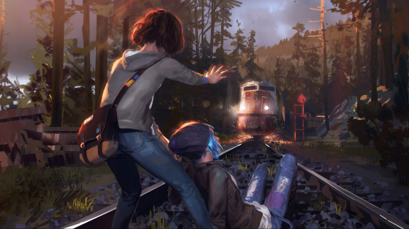 Life is Strange: Out of Time (2. epizoda)