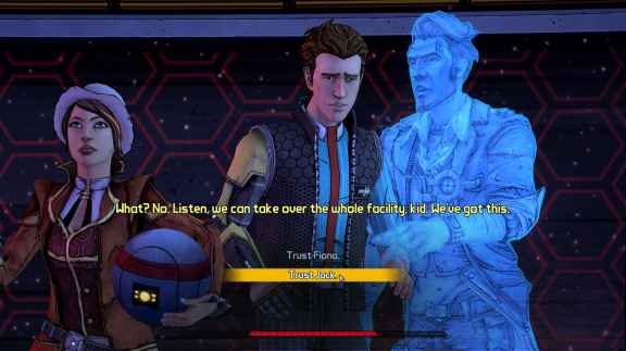Tales from the Borderlands – recenze 2. epizody