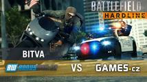 Zapojte se do redakční bitvy týmů Games.cz a BonusWeb.cz v Battlefield Hardline