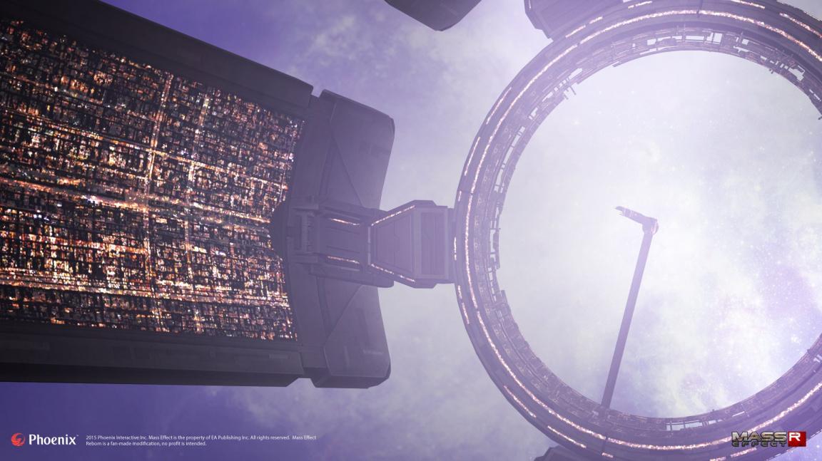 Ambiciózní modifikace nabídne Mass Effect univerzum v Homeworld Remastered