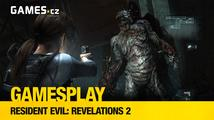 GamesPlay: hrajeme epizodickou hororovku Resident Evil: Revelations 2