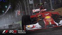 F1 2015 běží na novém enginu a nabídne podporu hlasového ovládání