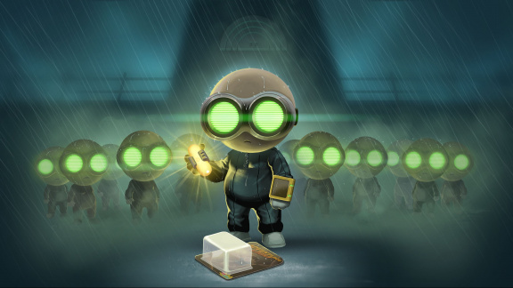 Stealth Inc 2: A Game of Clones - recenze