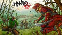 Online řežba Hanako - Soul of the Samurai se odehrává ve středověkém Japonsku