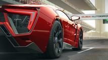 Sérii bezplatných DLC odstartují tvůrci Project Cars s blízkovýchodní superkárou Lykan Hypersport