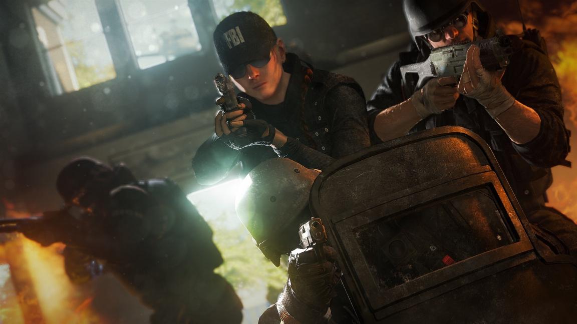 Úderné jednotky v Rainbow Six: Siege tvoří profíci z celého světa včetně SAS, SWAT a Specnaz