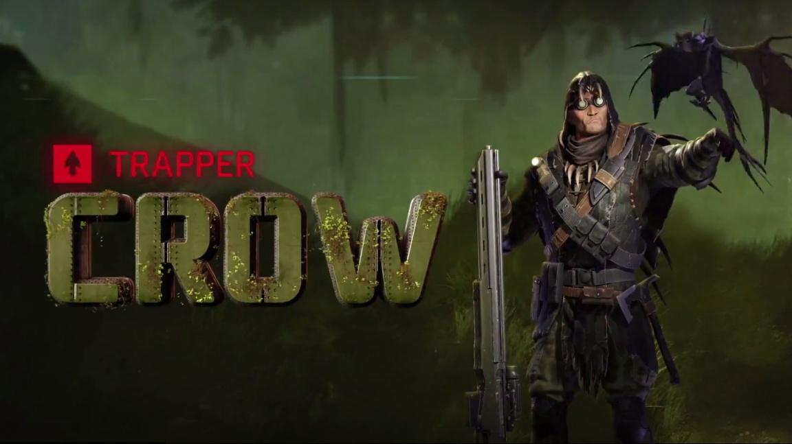 V rámci nového DLC rozšířili Evolve čtyři lovci a jedno pořádné monstrum