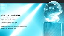 Přijeďte v pátek na herní festival GameDay 2015, kde se bude vyhlašovat Česká hra roku
