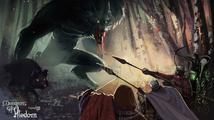 Kickstarter českého RPG Dungeons of Aledorn končí za týden, tvůrci vybrali polovinu částky