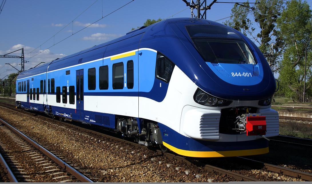 Problémy motorových vlaků PESA, v ČR povolení dostaly, v Německu ne