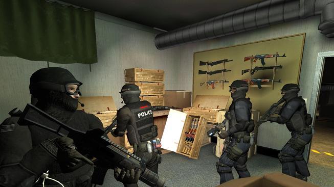 SWAT 4: Stetchkov Syndicate