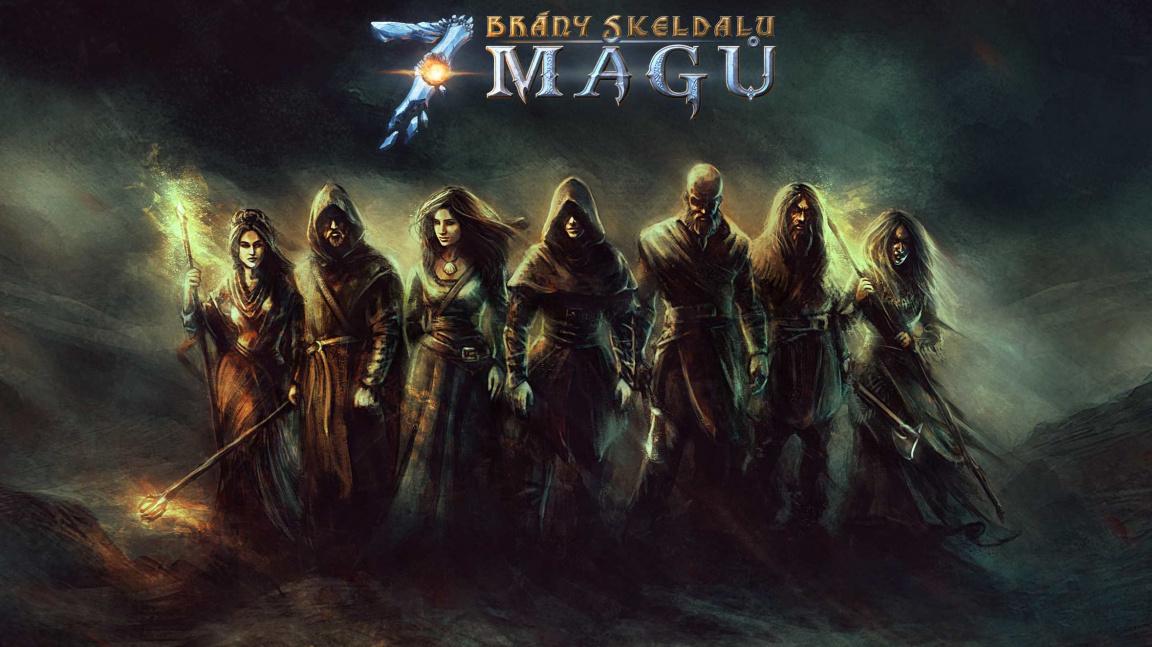 Brány Skeldalu 3: Sedm mágů předvádí kouzla hudební magie