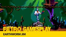 Retro GamesPlay - Earthworm Jim